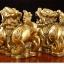 ปี่เซียะทองเหลือง (ขนาด 5 นิ้ว) thumbnail 5