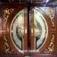 ประตูไม้สักกระจกนิรภัยแตงโมเต็มบาน เกรดA รหัส A134 thumbnail 1