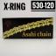 โซ่พระอาทิตย์ X-RING 530-120DL มีกิ๊ปล็อค และหมุดย้ำ thumbnail 1