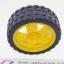 ล้อรถ จำนวน 1 ล้อ สำหรับ Robot Car thumbnail 1