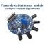 5 Way Fire Extinguisher Sensor 5 เซ็นเซอร์ตรวจจับเปลวไฟ thumbnail 3