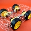 4WD Smart Robot Car Chassis Kits