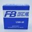 แบตเตอรี่มอเตอร์ไซค์ แบบน้ำ ยี่ห้อ FB รุ่น 12N9-3B (12V 9AH) ใช้กับรถรุ่น BOSS/KH500-A thumbnail 5