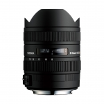 SIGMA 8-16mm F4.5-5.6 DC HSM For Canon