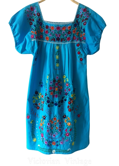 Vintage Mexican Dress ( SOLD OUT )