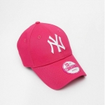 หมวก NEW ERA 9Forty Cap NY สีชมพู