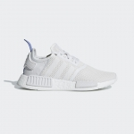 Adidas Originals NMD R1 Color CRYSTAL WHITE / CRYSTAL WHITE / REAL LILAC