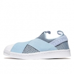 SUPERSTAR SLIP-ON SHOE in light Blue