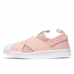 SUPERSTAR SLIP-ON SHOE in Pink