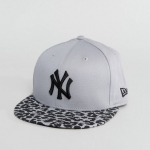 หมวก New Era 9 Fifty woman Spring Leopard Snap New York Yankees Cap