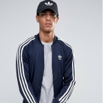 adidas Originals Trefoil Superstar Track Jacket Blue