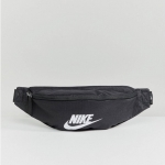 Nike Heritage Bumbag In Black