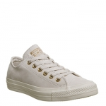 Converse All Star Low Leather Whisper Pink Rose Gold Exclusive