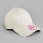 หมวก NEW ERA 9Forty woman Cap NY สีครีม
