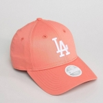 หมวก NEW ERA 9Forty W Cap LA in Red Blush