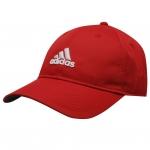 adidas Golf Cap Mens in Red