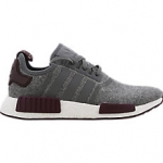 adidas NMD R1 - FootLock Color: Color: Grey Four-White-Maroon