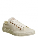 Converse All Star Low Leather Light Twine Rose Gold Exclusive