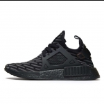 adidas Originals NMD XR1 Primeknit Triple Black