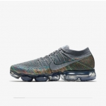 Nike Air VaporMax Colour Dark Grey/Blue Orbit/Hyper Punch/Reflect Silver