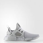 adidas Originals NMD XR1 Color Grey Two /Grey Two /Silver Metalic