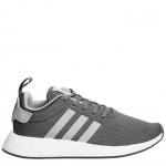 Adidas Nmd R2 Trainers Grey Maroon Exclusive Offce