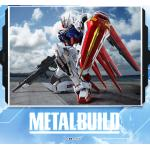 [Pre-Order] Metal Build Aile Strike Gundam (Completed) มีค่ามัดจำ 1000 บาท
