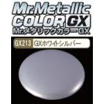 GX-213 Mr.Metallic GX White Silver 18ml