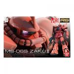 1/144 RG02 MS-06S Zaku II Char Aznable Custom Model