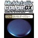 GX-216 Mr.metalic GX dark blue 18ml