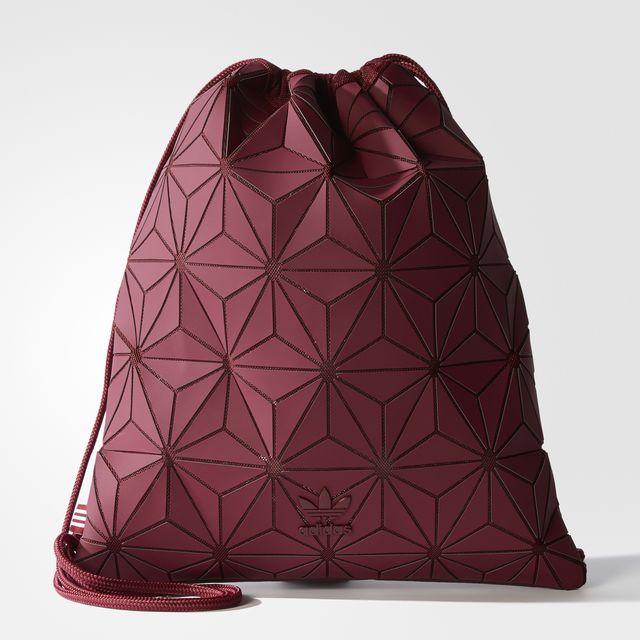 ADIDAS ORIGINALS 3D GYM SACK Color Collegiate Burgundy