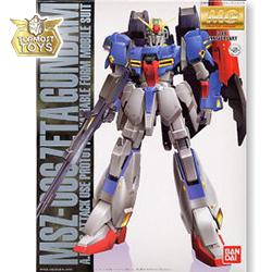 1/100 MG 20th MSZ-006 Zeta Gundam (Coating Ver.)