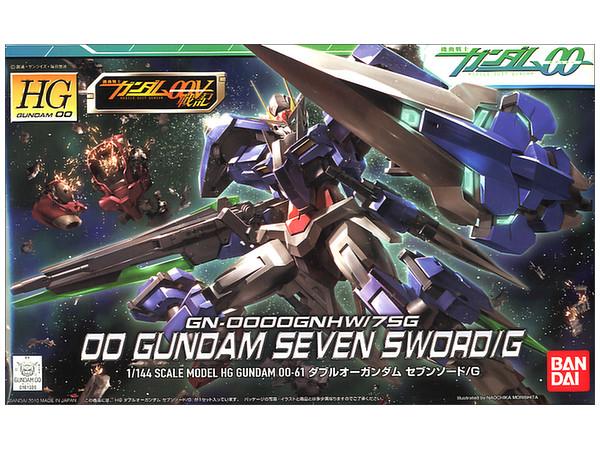 1/144 HG00 061 OO GUNDAM SEVEN SWORD/G