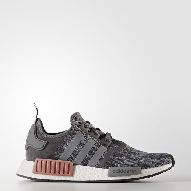 adidas Originals NMD R1 Color Grey Five /Grey Three /Raw Pink
