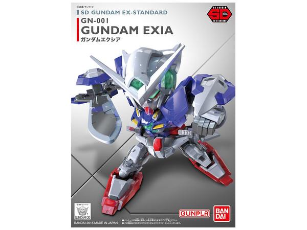 SDEX 003 Gundam Exia