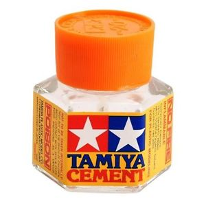 CEMENT: TAMIYA 87012 CEMENT 20 ml