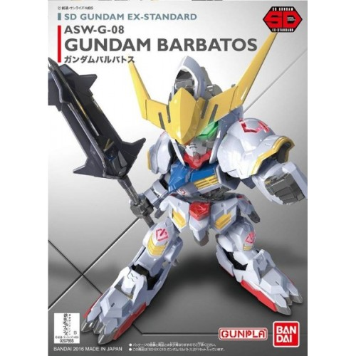 SDEX 010 Gundam Barbatos