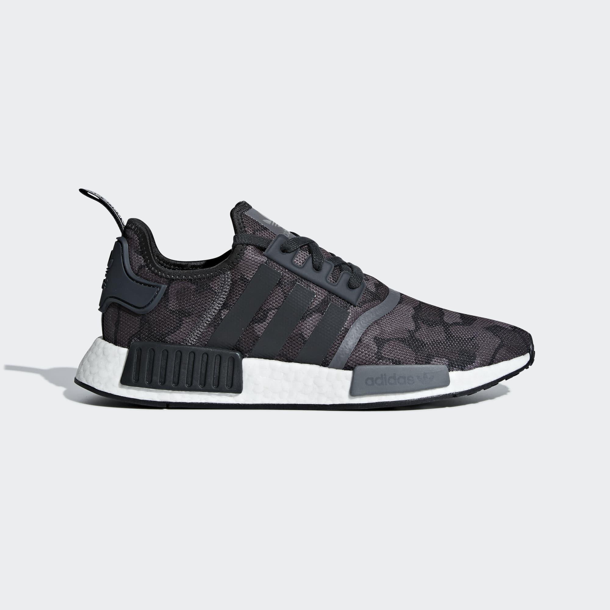 Adidas Originals NMD R1 Color CORE BLACK / GREY FOUR / GREY FIVE