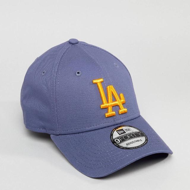 หมวก NEW ERA 9Forty Adjustable Cap LA Dodgers light Blue