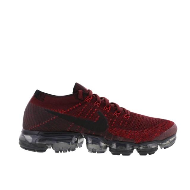 Nike Air VaporMax Exclusive Footlocker Color Dk Team Red-Black-Univ Red