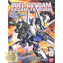 SD BB 276 Duel Gundam