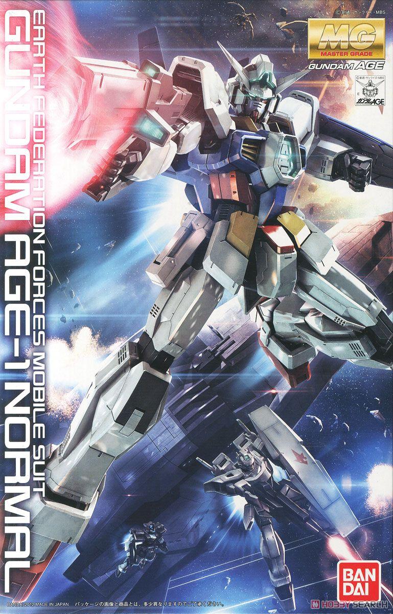 1/100 MG Gundam AGE-1 Normal