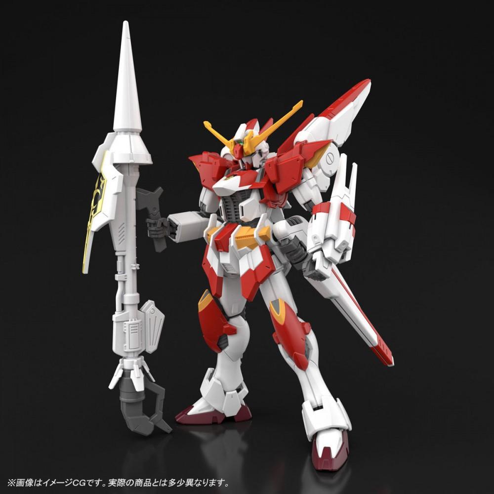 [Preorder] 1/144 HGBF Gundam M91 P-bandai มีค่ามัดจำ 300 บาท