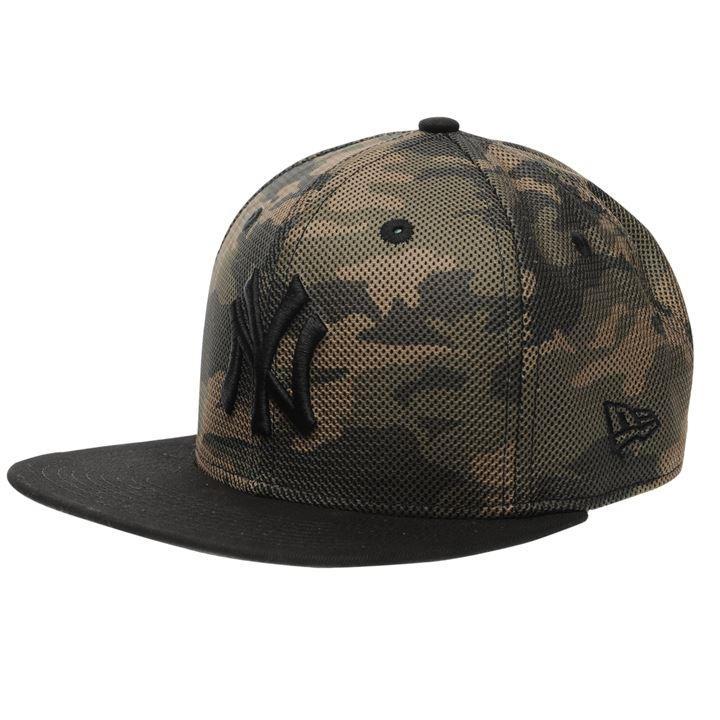หมวก New Era 9Fifty Mesh Snapback Cap Colour NY Yankees Camo