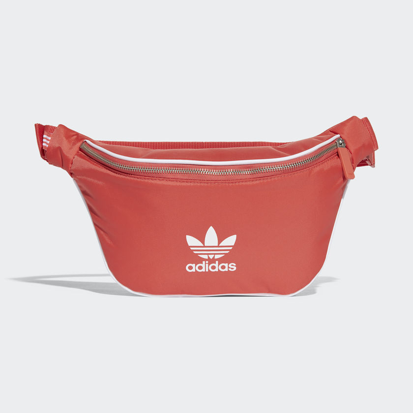 adidas Originals WAISTBAG Color Trace Scarlet