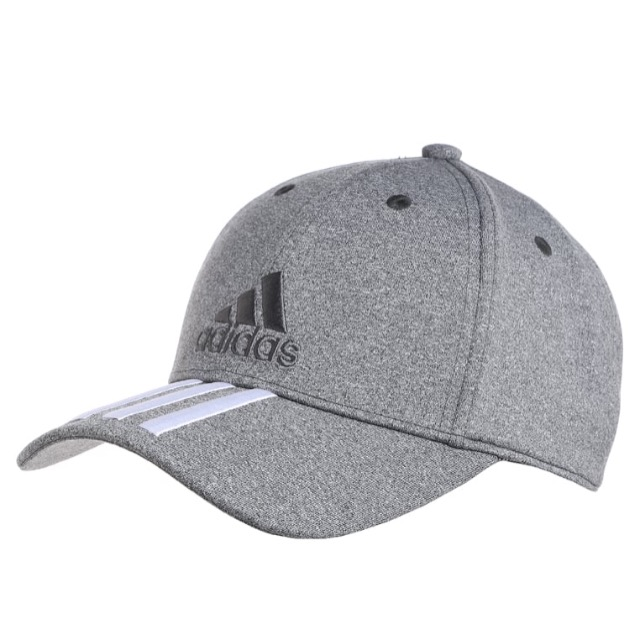 หมวก Adidas PERFORMANCE 3-STRIPES in Grey