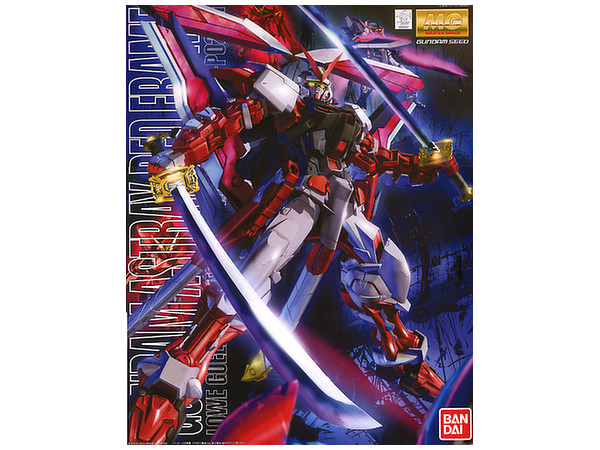 1/100 MG Gundam Astray Red Frame Revise
