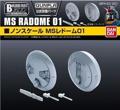BUILDERS PARTS HD MS RADOME 01