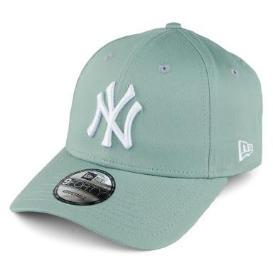หมวก NEW ERA 9Forty Cap NY สีเขียว มินท์