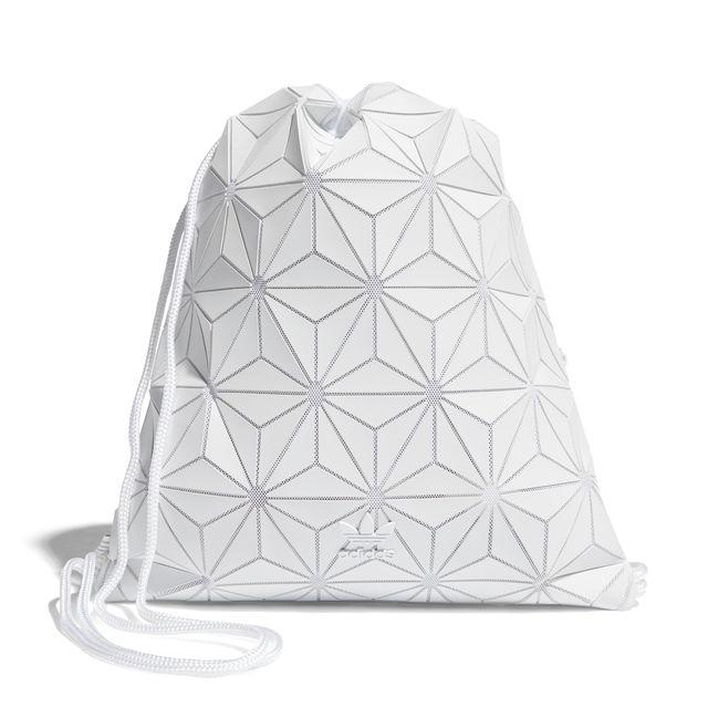 ADIDAS ORIGINALS 3D GYM SACK Color White